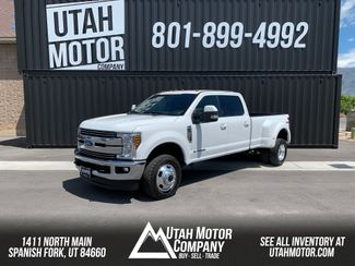 2018 Ford Super Duty F-350 DRW Pickup LARIAT in Spanish Fork, UT 84660