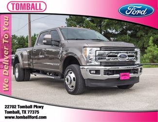 2018 Ford Super Duty F-350 DRW Pickup Lariat in Tomball, TX 77375