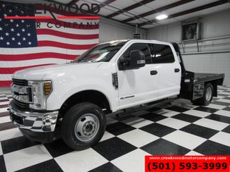 2018 Ford Super Duty F-350 XLT 4x4 Diesel Dually Utility Flatbed 1 Owner NICE in Searcy, AR 72143