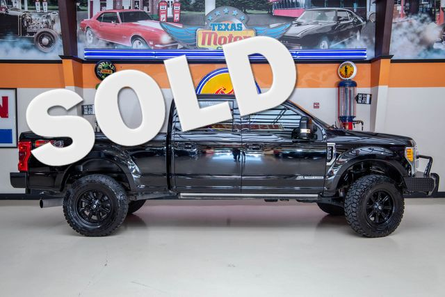 2018 Ford Super Duty F-350 SRW Lariat 4x4