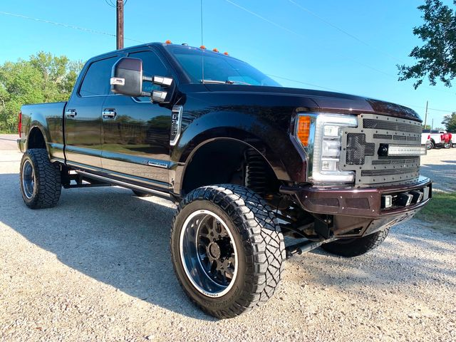 2018 Ford Super Duty F-350 SRW Limited Crew Cab 4X4 FX4 6.7L Powerstroke Diesel Auto LIFTED