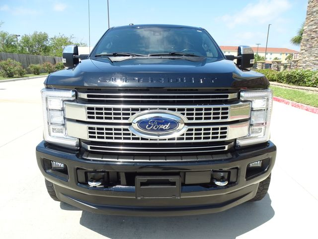 2018 Ford Super Duty F-350 SRW Pickup Platinum in Corpus Christi, TX 78412
