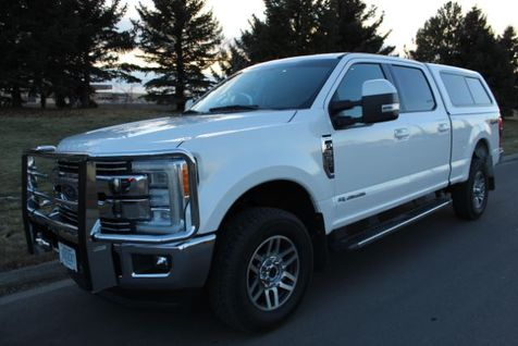 2018 Ford Super Duty F-350 SRW Pickup LARIAT in Great Falls, MT