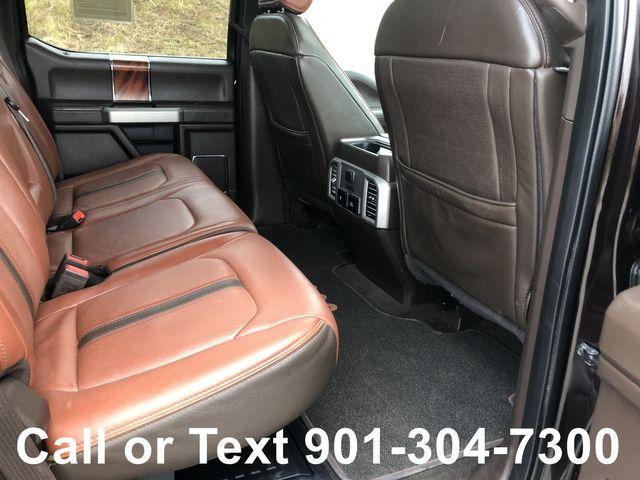2018 Ford Super Duty F-350 SRW Pickup King Ranch in Memphis, TN 38115