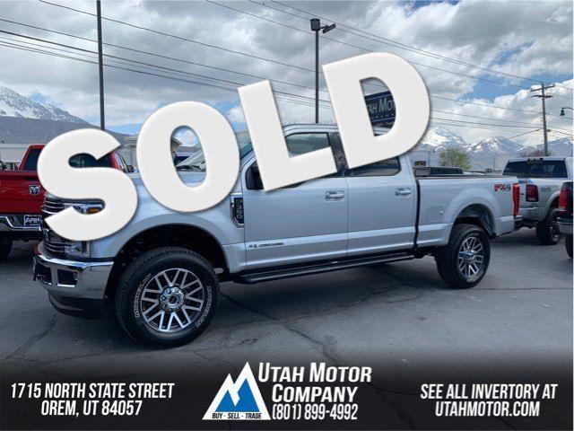 2018 Ford Super Duty F-350 SRW Pickup LARIAT | Orem, Utah | Utah Motor Company in  Utah