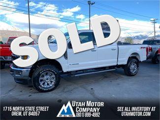2018 Ford Super Duty F-350 SRW Pickup LARIAT   Orem, Utah   Utah Motor Company in  Utah
