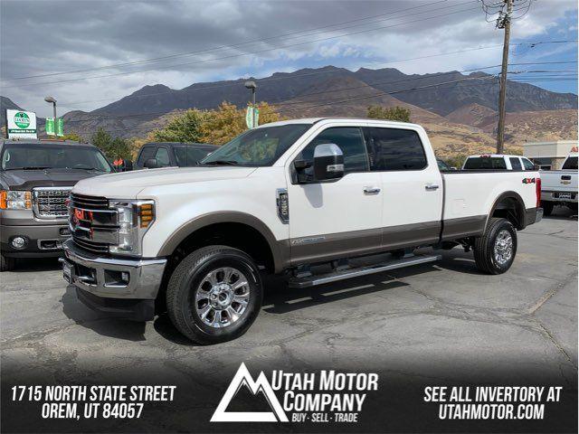 2018 Ford Super Duty F-350 SRW Pickup Lariat in , Utah 84057