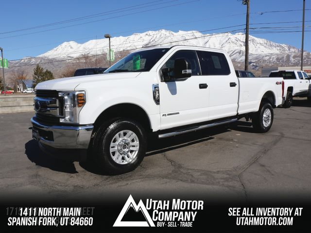 2018 Ford Super Duty F-350 SRW Pickup XLT in Orem, Utah 84057