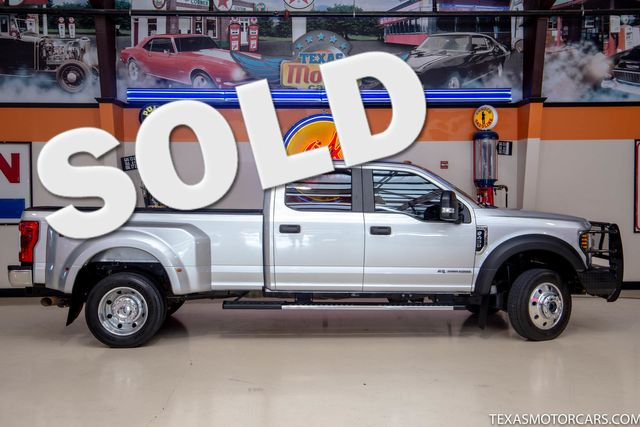 2018 Ford Super Duty F-450 DRW Pickup STX 4x4