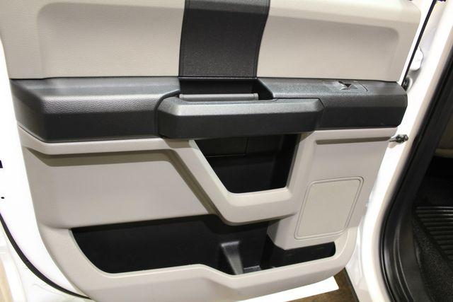 2018 Ford Super Duty F-550 Diesel 4x4 Crew Cab flat bed XL in Roscoe, IL 61073