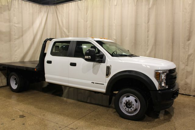 2018 Ford Super Duty F-550 DRW diesel 4x4 XL