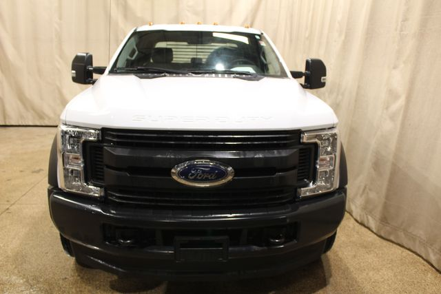 2018 Ford Super Duty F-550 DRW diesel 4x4 XL in Roscoe, IL 61073