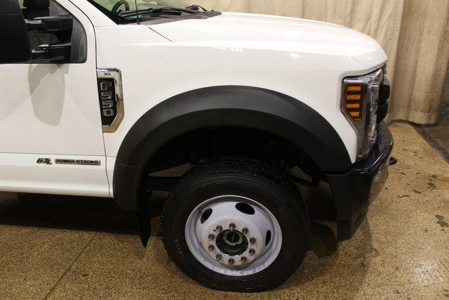 2018 Ford Super Duty F-550 Flat bed Diesel 4x4 XL in Roscoe, IL 61073