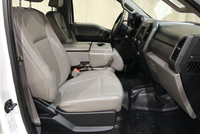 2018 Ford Super Duty F-550 flat bed dually diesel 4x4 XL in Roscoe, IL 61073