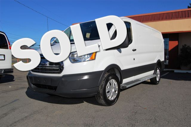 2018 Ford T250 Cargo Van Charlotte, North Carolina
