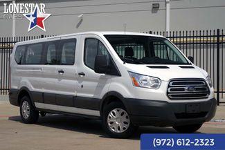 2018 Ford T350 Van 15 Passenger Warranty XLT in Plano Texas, 75093
