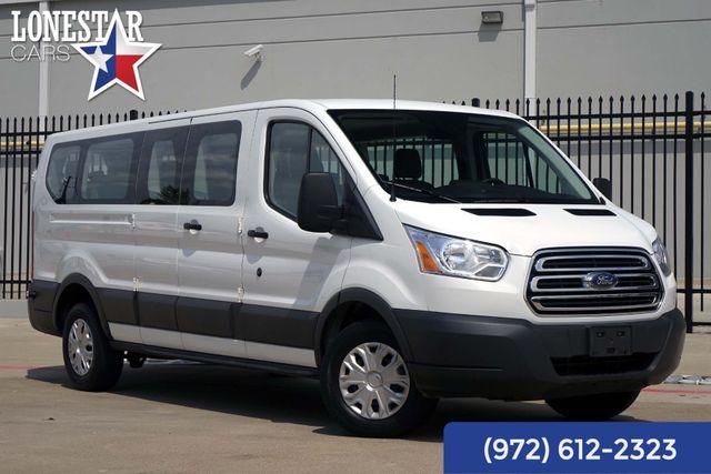 2018 Ford T350 Van 15 Passenger Warranty XLT