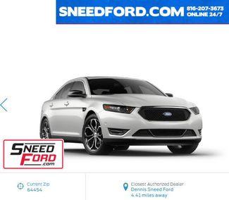 2018 Ford Taurus SHO AWD in Gower Missouri, 64454