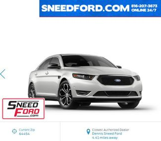 2018 Ford Taurus SHO AWD in Gower Missouri, 64454
