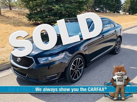 2018 Ford Taurus 4d Sedan AWD SHO in Great Falls, MT