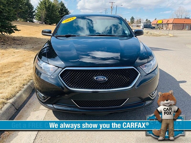 2018 Ford Taurus 4d Sedan AWD SHO  city MT  Bleskin Motor Company   in Great Falls, MT
