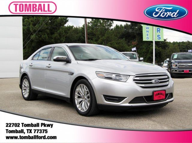 2018 Ford Taurus Limited in Tomball, TX 77375