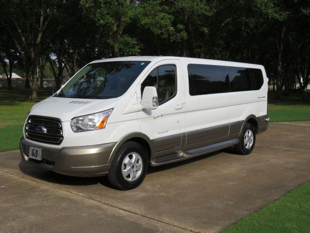 2018 Ford Transit 250 Explorer Limited SE Conversion Van