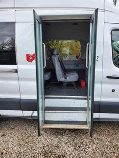 2018 Ford Transit 350 10-14 Passenger Shuttle Van Bus Style Passenger Door Alliance, Ohio 8
