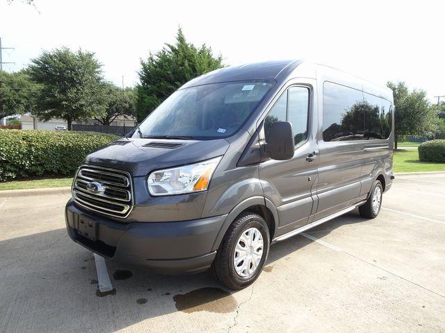 2018 Ford Transit-350 XLT 16 PASSENGER in McKinney, Texas 75070