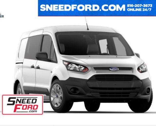 2018 Ford Transit Connect Van XL Long Wheel Base