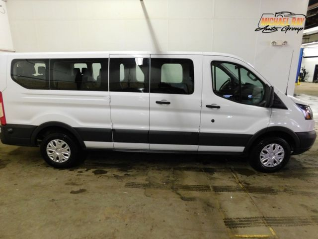 2018 Ford Transit Passenger Wagon T-350 148 Low Roof XL Swing-Out RH Dr