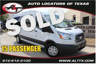 2018 Ford Transit Passenger Wagon XLT | Plano, TX | Consign My Vehicle in  TX