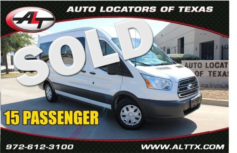 2018 Ford Transit Passenger Wagon XLT | Plano, TX | Consign My Vehicle in Plano TX
