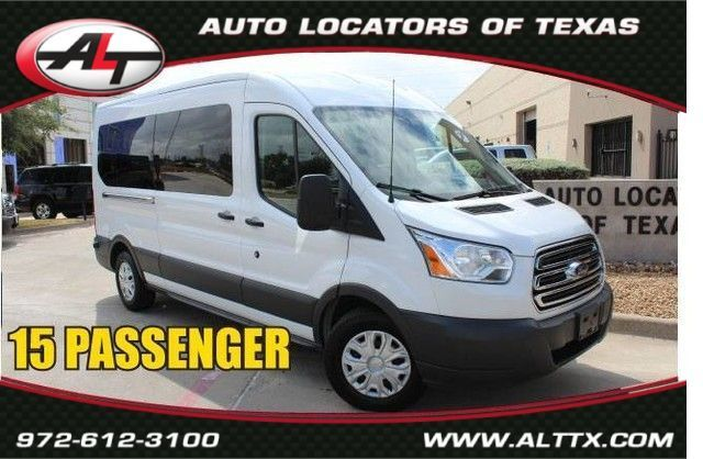 2018 Ford Transit Passenger Wagon XLT in Plano, TX 75093