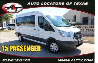 2018 Ford Transit Passenger Wagon XLT 15 PASSENGER in Plano, TX 75093