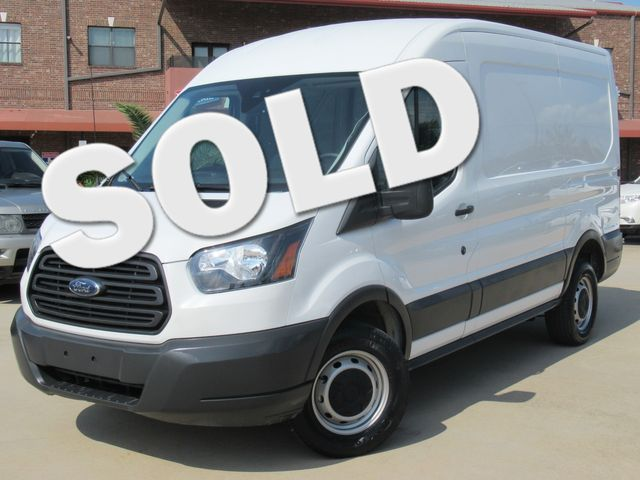 2018 Ford Transit T-250 (MR) Medium Roof | Houston, TX | American Auto Centers in Houston TX