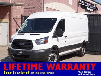 2018 Ford Transit Van 250 Med. Roof w/Sliding Pass. 148in WB, BACKUP CAM in Carrollton, TX 75006