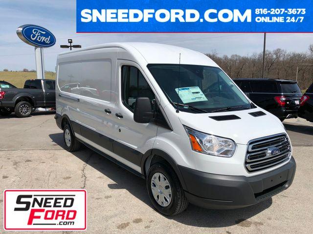 2018 Ford Transit Van 250