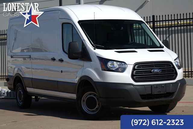2018 Ford Transit Van Medium Roof 250