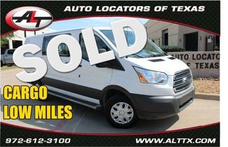 2018 Ford Transit Van    Plano, TX   Consign My Vehicle in  TX