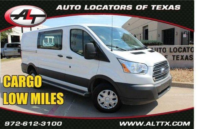 2018 Ford Transit Van in Plano, TX 75093