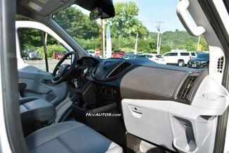 "2018 Ford Transit Van T-250 130"" Low Rf 9000 GVWR Swing-Out RH Dr Waterbury, Connecticut 22"