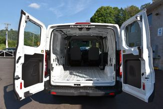 "2018 Ford Transit Van T-250 130"" Low Rf 9000 GVWR Swing-Out RH Dr Waterbury, Connecticut 5"