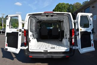 "2018 Ford Transit Van T-250 130"" Low Rf 9000 GVWR Swing-Out RH Dr Waterbury, Connecticut 6"