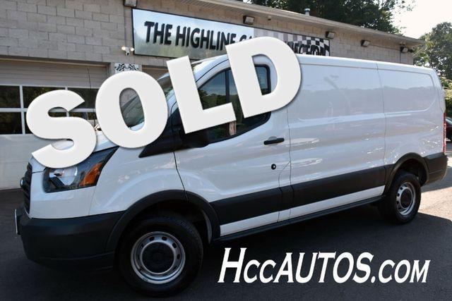 "2018 Ford Transit Van T-250 130"" Low Rf 9000 GVWR Swing-Out RH Dr Waterbury, Connecticut"