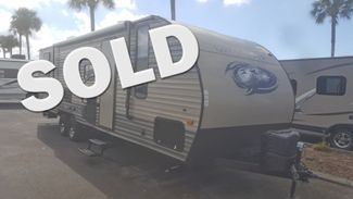 2018 Forest River Cherokee Grey Wolf 26DBH   city Florida  RV World Inc  in Clearwater, Florida