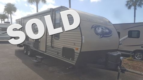 2018 Forest River Cherokee Grey Wolf 26DBH  in Clearwater, Florida