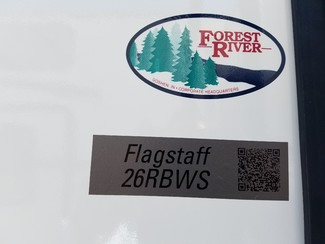 2018 Forest River FLAGSTAFF FLT26RBWS Albuquerque, New Mexico 1