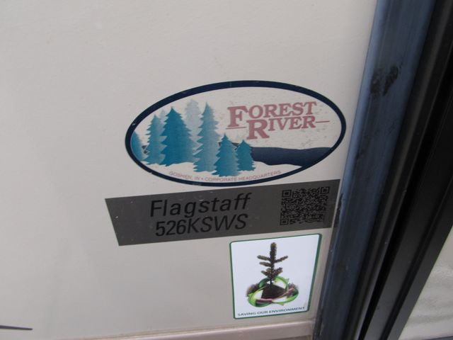 2018 Forest River FLAGSTAFF FLF526KSWSC Albuquerque, New Mexico 1