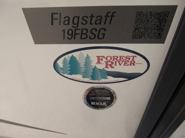 2018 Forest River FLAGSTAFF MICRO LITE 19FBSG Albuquerque, New Mexico 1